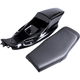Black Eliminator Tail Section and Carbon Fiber Seat Kit  - Z4282