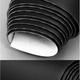 Black Premium Seat Cover Material - 10102-72