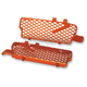 Orange Radiator Guard - 0151-RB03