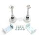 Plow Skid Conversion Kit - 4501-0579