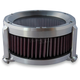 Raw Cut Assault Charge High-Flow Air Cleaner - TM-1023R
