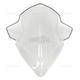 Smoke Medium Poly carbonate Windshield - 06-240-01
