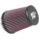 Universal Clamp-On Air Filter w/3 in./76mm ID - RE-5286