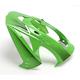 Green Variant Double Stack Replacement Visor - 0132-1078