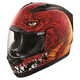 Black/Red Alliance Lucifer Helmet