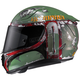 Semi-Flat Green RPHA-11 Pro Star Wars Series Boba Fect MC-4SF Helmet