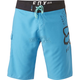 Acid Blue 360 Solid Boardshorts