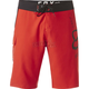 Flame Red 360 Solid Boardshorts