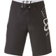 Black 360 Solid Boardshorts