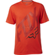 Flame Red Closed Circuit Tech T-Shirt