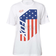Optic White Red,White and True T-Shirt