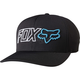 Black Outline FlexFit Hat