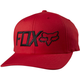 Flame Red Draper FlexFit Hat