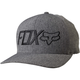 Heather Graphite Draper FlexFit Hat