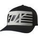 Black Red, White And True FlexFit Hat