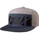 Gray Seca Wrap Snapback Hat - 19063-006-OS