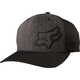 Black/Black Forty Five 110 Snapback Hat - 18750-021-OS