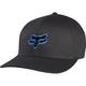 Black/Blue Legacy FlexFit Hat