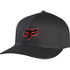 Black/Red  Legacy FlexFit Hat