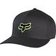 Black/Green Legacy FlexFit Hat