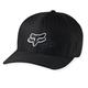Black Pinstripe Legacy FlexFit Hat
