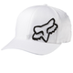 White Flex 45 FlexFit Hat