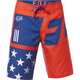 Youth Red, White And True Boardshorts