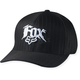 Youth Black Pinstripe Next Century FlexFit Hat - 58312-515-OS
