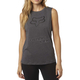 Women's Heather Gray Enduro Muscle Tank