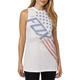 Women's Red, White and True Tank