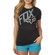 Women's Black Closed Circuit T-Shirt