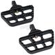 Black Mini Serrated Floorboards - 08-644-5B