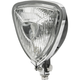 Black Triangle Headlight - 5841-BK