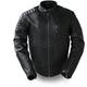 Defender Leather Jacket