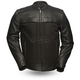 Invader Leather Jacket