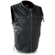 Brawler Leather Vest