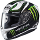 Military White Sand RPHA-11 Pro Monster Energy MC-5SF Helmet