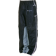 Women's Black Road Toad Reflective Rider Pants
