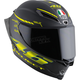 Black/Yellow Pista GP R GP-46 2.0 Helmet