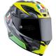 Yellow/Green Corsa R Espargaro Helmet