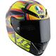Yellow Veloce S SoleLuna  Helmet