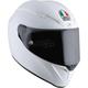 Pearl White Veloce S Helmet