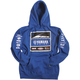 Blue Yamaha Racing Team Pullover Hoody