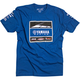 Blue Yamaha Racing Team T-Shirt