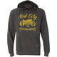 Charcoal Mid City Pullover Hoody