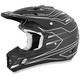 White FX-17 Mainline Helmet