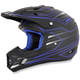 Blue FX-17 Mainline Helmet