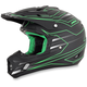 Green FX-17 Mainline Helmet
