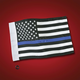 Thin Blue Line Flag - 4-240LE