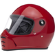 Gloss Blood Red Lane Splitter Helmet